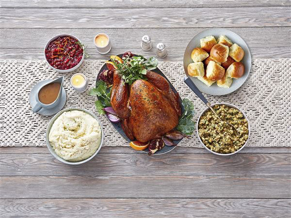 JD Farms Christmas Dinner Packages